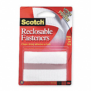 Reclosable Fastener Strips,PK6