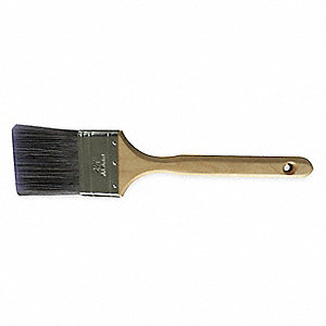 Paint Brush,Flat Sash,2-1/2""