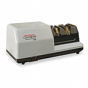"12-1/4"" x 5"" x 5-1/8"" 2-Stage Electric Knife Sharpener"