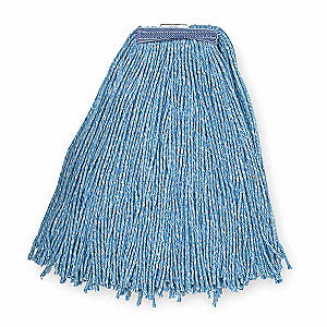 Cotton Cut-End Wet Mop, 1 EA