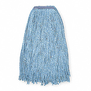 String Wet Mop,24 oz., Cotton