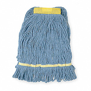 String Wet Mop,16 oz., Cotton