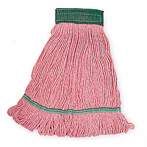 String Wet Mop,22 oz., Rayon