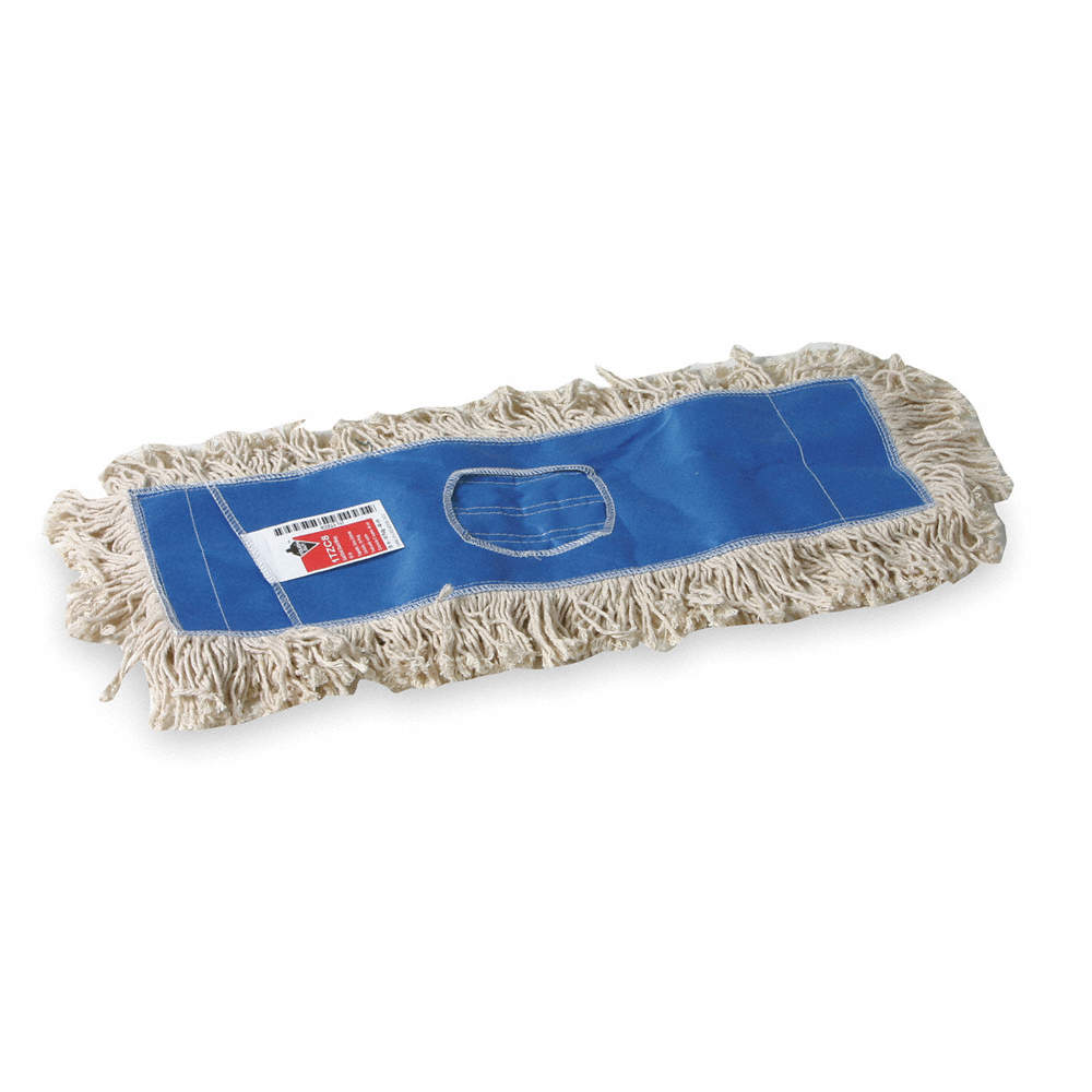Cotton Dust Mop, Length 18