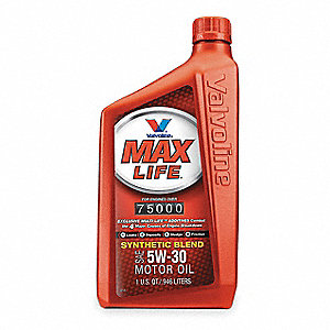 VALVOLINE - Grainger Industrial Supply