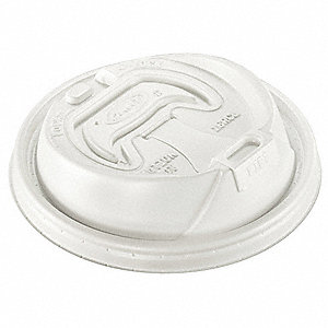 HOT/COLD CUP LID,TYPE RECLOSABLE,PK1000