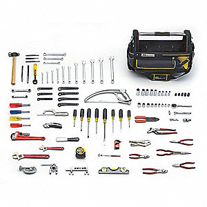 TOOL SET HVAC BASIC