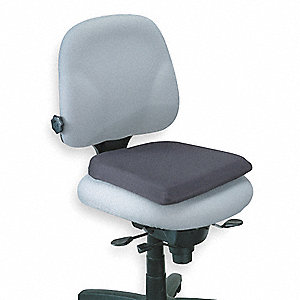 Memory Foam Seat Rest, Black