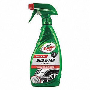 Bug/Tar Remover,16 Oz,Bottle,Clear