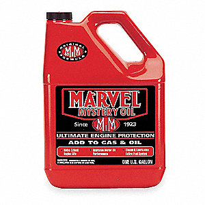 Oil Additive,1Gal,Red,Transparent