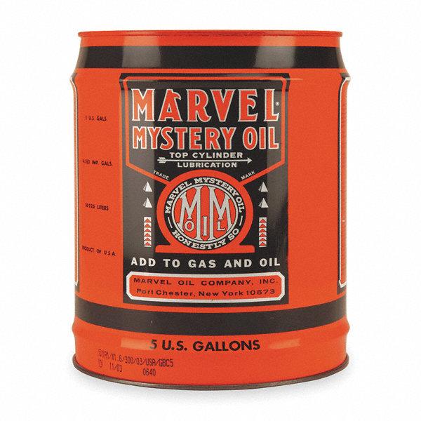 marvel mystery oil oil additive55 gallonredtransparent