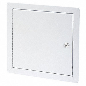 Access Door,Medium Security,12x12In