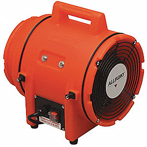 Electric Confined Space Fans and Blowers - Confined Space