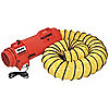 Confined Space Fan and Blower Accessories