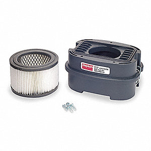 Filter/Bag Kit,HEPA,Cartridge Filter Kit