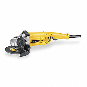 "7"" Angle Grinder, 15.0 Amps"
