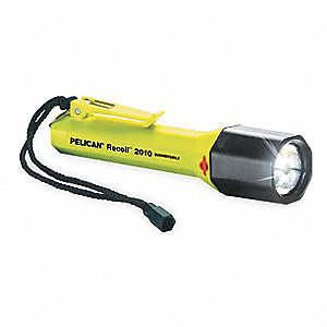 Tactical LED, Plastic, Yellow