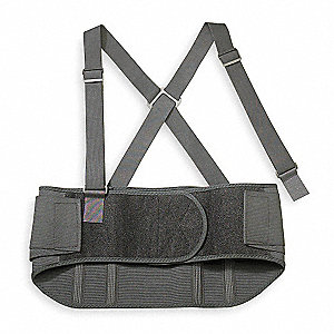 Back Support,Standard,9 In W,Small