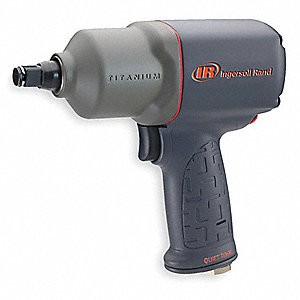"Industrial Duty Air Impact Wrench, 1/2"" Square Drive Size 50 to 550 ft.-lb."