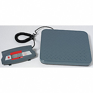 200kg/440 lb. Digital LCD Platform Bench Scale with Remote Indicator