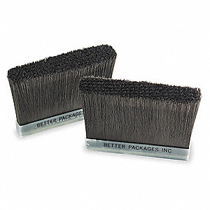 Replacement Brush Set, For Use With Mfr. No. BP333Plus, BP333Plus w/Heater