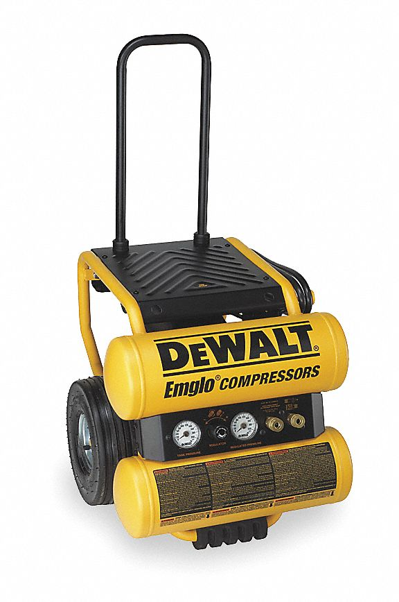 Powermate 10 Gal Portable Electric Air Compressor With | Share The