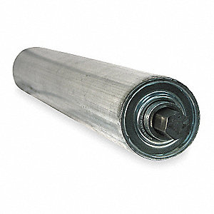 Galv Replacement Roller, 2-1/2InDia, 52BF