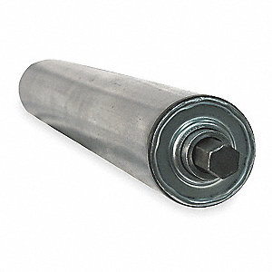 Steel Replacement Roller,2-5/8InDia,17BF