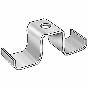 316 Stainless Steel Grating Clip&#x3b; PK100