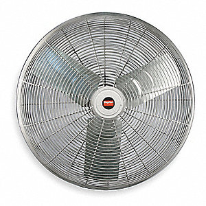 "24"" Industrial Non-Oscillating Misting Air Circulator"