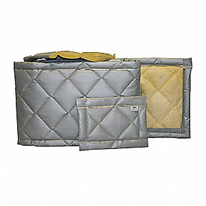 NOISE ABSORBER, QUILTED 2 IN THICK