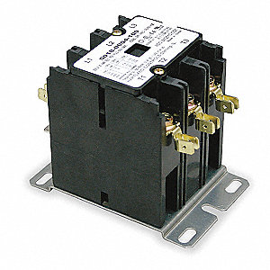 Relay, 3 Pole, 30 Amp