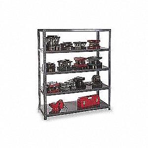 Slotted Shelving Components - Shelving - Grainger Industrial