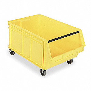 BIN, MOBILE, YELLOW