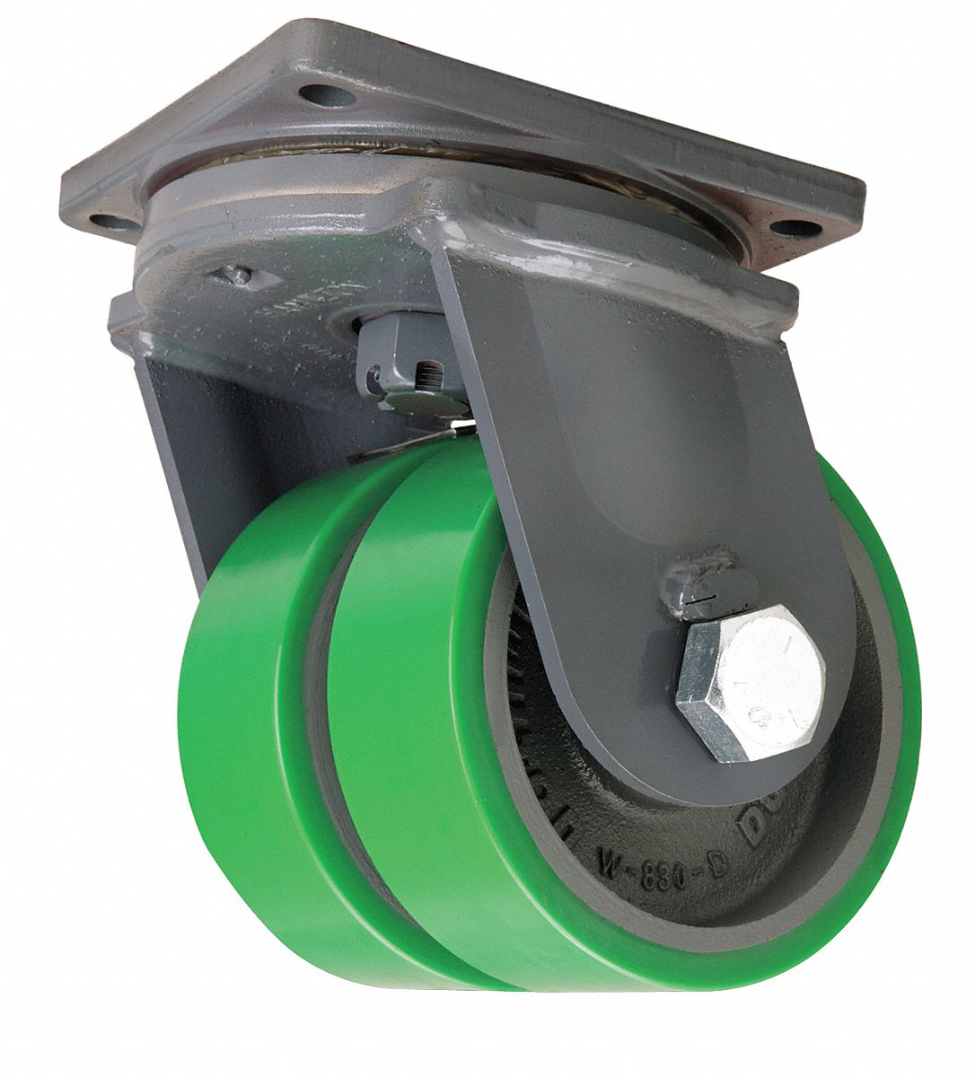 Dual Wheel Casters