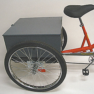 Tricycle Cabinet, For Use With Mfr. No. M2626-CB-ORG, M2626-CB-ORG-L4M