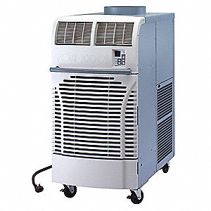 Commercial/Industrial 208/230V Portable Air Conditioner, 60,000 BtuH Cooling
