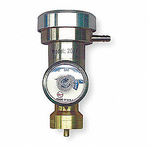 Gas Regulator, Flow Rate Demand Flow