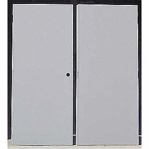 Flush Double Door 60 X 84 CU