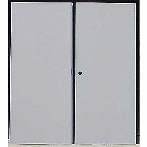 Flush Double Door 96 X 84 ST