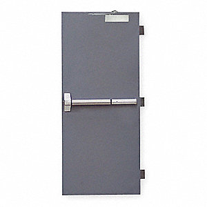 Security Door,Type CE,Steel