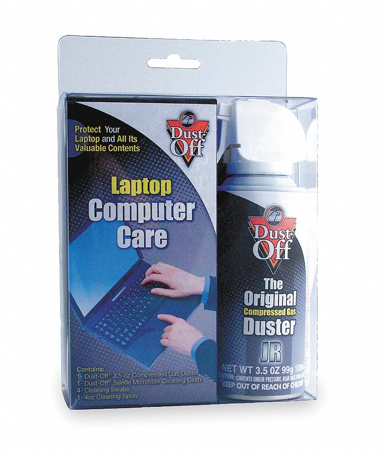 Computer Cleaning Kit, Recommended For Laptop Computer