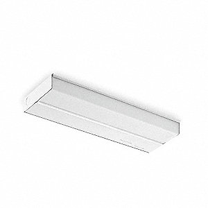 "21-3/8"" x 5"" x 1-1/8"" Hardwired Undercabinet Fixture with Fluorescent Lamp"