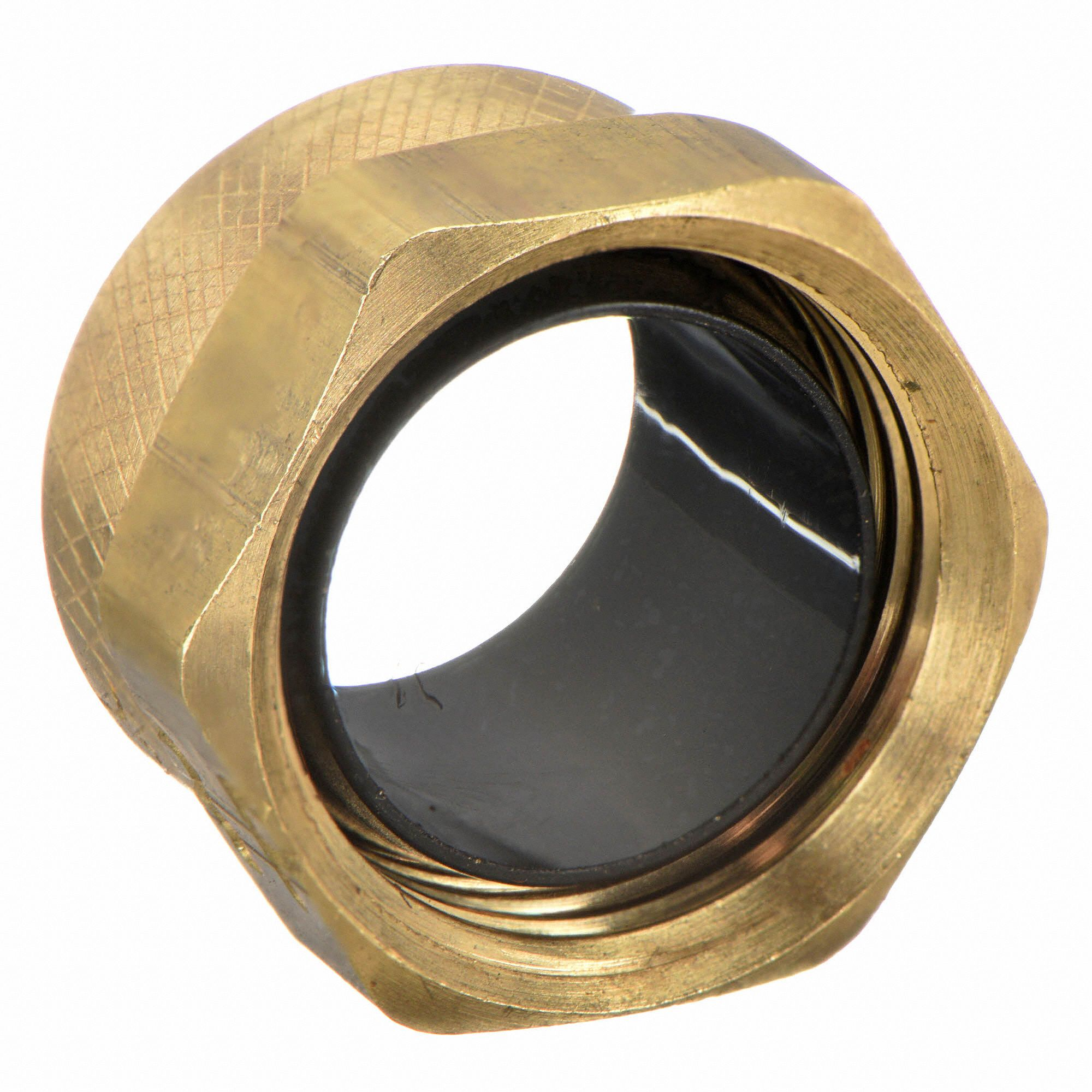 Parker 61P-5-pk10 Brass Nut Acetal Sleeve Compression Nut and Acetal Sleeve 5//16 Tube Size Pack of 10