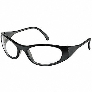Freeze  Scratch-Resistant Safety Glasses, Clear Lens Color