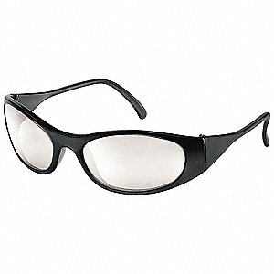 Freeze  Scratch-Resistant Safety Glasses, Indoor/Outdoor Lens Color