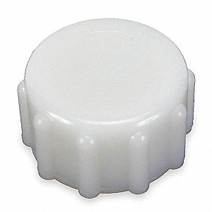 "Nylon Garden Hose Cap, 3/4"" FGHT Connection"
