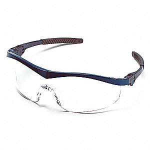 Thunder  Scratch-Resistant Safety Glasses, Clear Lens Color