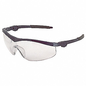 Thunder™ Scratch-Resistant Safety Glasses, Clear Lens Color
