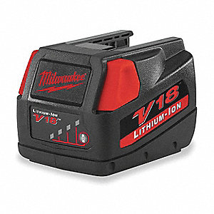 M18™ REDLITHIUM™ XC Battery, 18.0 Voltage, Li-Ion